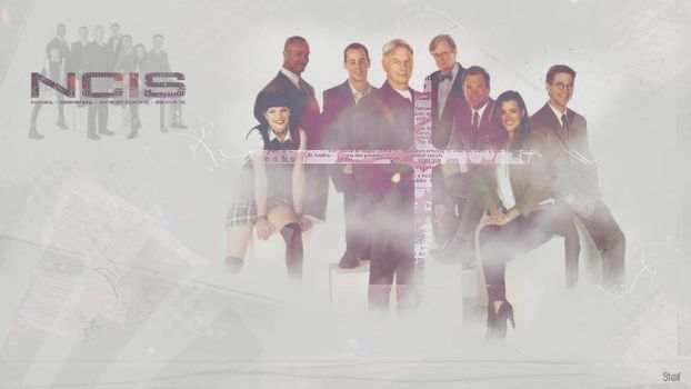 NCIS Wallpaper_2 by go4music
