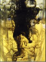 Ink in water by Emzoid