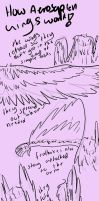 How Things Work with the winged guys by izmene
