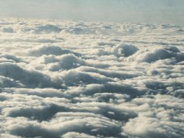 Above the clouds by MunsenTheBiscuit69