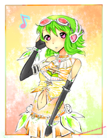 GUMI append: my design by IDK-kun