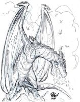 DRAGON by Wieringo