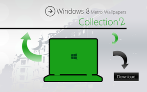 Windows 8 Metro Wallpapers Collection 2 - Coming! by andreascy