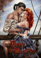 PIRATE lovers_cover book by FranciscoETCHART