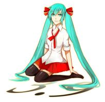 3.9 miku by cullets