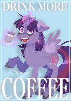 Drink More Coffee by Vogelchan