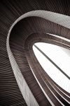 wooden curves no.6 by herbstkind