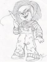 chucky by crowshot27