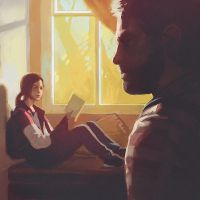 The Last of Us fanart by KR0NPR1NZ