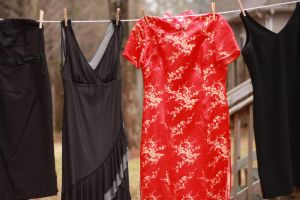 4 Dresses by lamarble