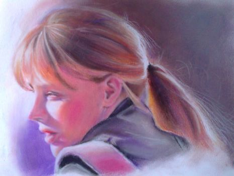ChloeGraceMoretz in Kick Ass 2(pastel) by fantafiction