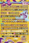 MLP S2 Trading Card Checklist by RainbowDashuk