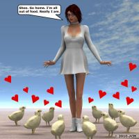 chicks will love you by JHoagland