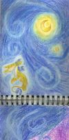 School Art - Painting Journal by Ishaway