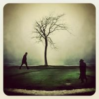 Ghosts by intao