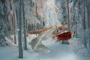 Lonely winter - Manip by AlisonEnchanted