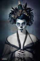 Day of The Dead III by JenHell66