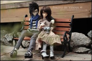 Look, this one... by yenna-photo