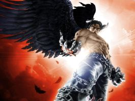 Devil Jin - Tekken 5 Edited by kaztelli