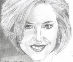 Gillian Anderson: Preview by E-H-Redlum