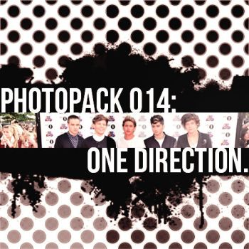 Photopack: 1D by MadeByLaly