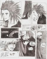 Kingdom hearts comic page two by shattered-destiny