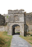 Castle Entrance PNG.. by Alz-Stock-and-Art