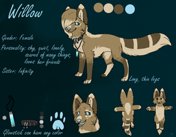 Willow Sheet by Xenophilith