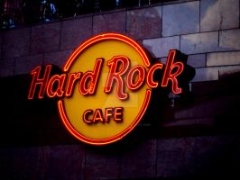 . Hard Rock Cafe IV. by KimikoTakeshita