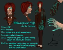 H.Kite Ref Sheet by CannedTalent