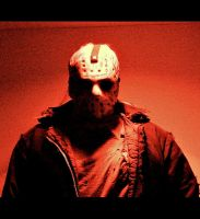 Jason in the Bloodlight by Jovial-Jack