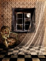 Old room Background by Aurica
