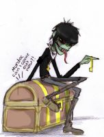 Murdoc?... by Lilyfer