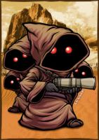 Jawas by cussoncheung