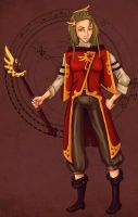 FEZ- Time Mage by chai--tyto