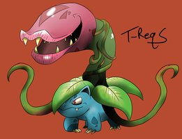 Mean Green Mother from Kanto by T-Reqs