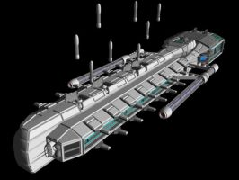 Missile Battleship by Mallacore