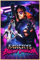 Far Cry 3 Blood Dragon by SullyVanCraft