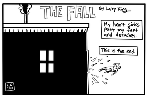 The Fall - Page 1 by EarthmanPrime