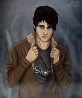 Nico Di Angelo by sbrigs
