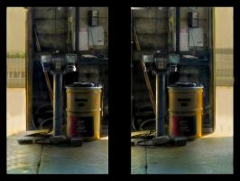 cross eye 3D Stereo by shawnrl61