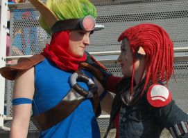 C'mere Jak by NomesCosplay