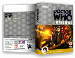 Doctor Who Series 7 WIP new by BrotherTutBar