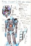 SG Rung design - Drawing Challenge Day 05 by ArwingPilot114