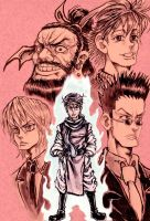 HxH: Highway to Hell by CHAOS-CHAOS-CHAOS