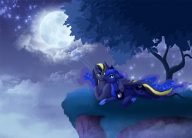 Moonlight by jewlecho