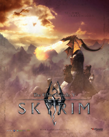 The Elder Scrolls V - Skyrim by Kakkay