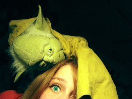 Yoda used Tackle. by pixi996
