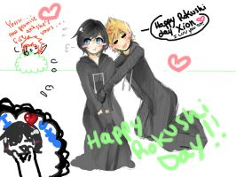 Happy Rokushi Day!! by AppeI