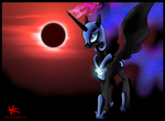 Solar Eclipse by unitoone